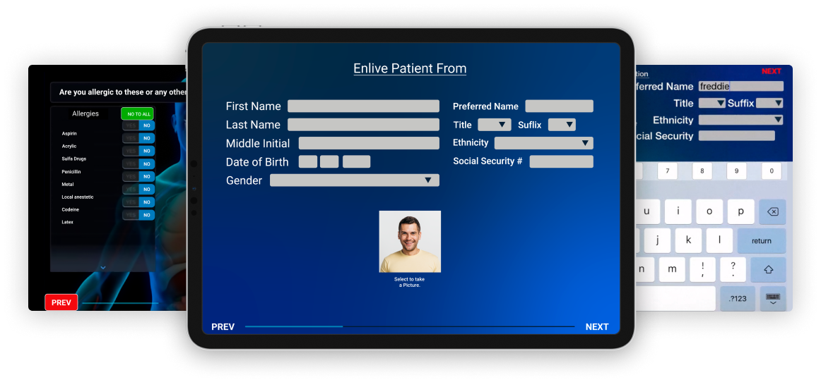 Application for dental centers developed by Addevice