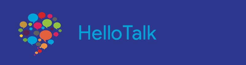 HelloTalk language learning application