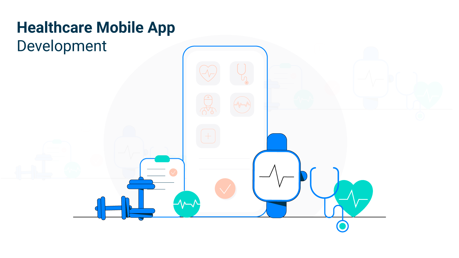 Medical & healthcare apps for businesses