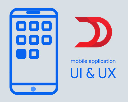 Mobile application's UI/UX