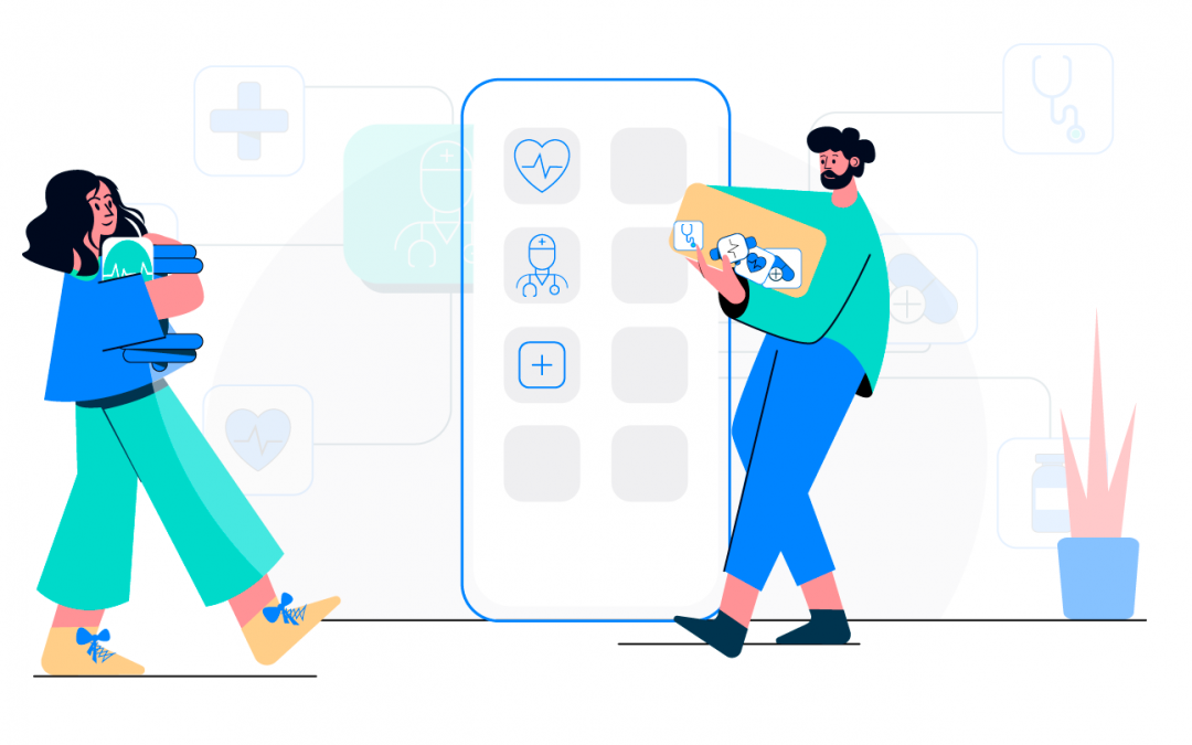 Features to Integrate into your Healthcare App