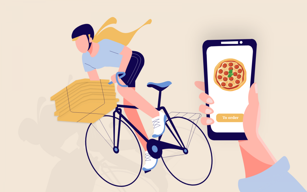 How to Create Food Delivery App: Trends, Features & Tech Details [2021 Guide]