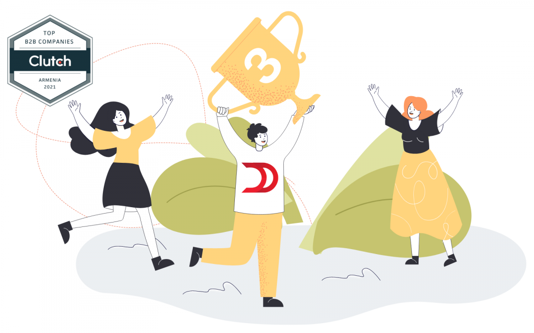 Clutch Recognizes Addevice Among Armenia's Top App Developers for 2021